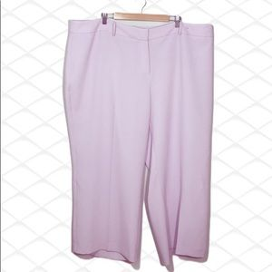 1. State ankle / cropped pants size 24W